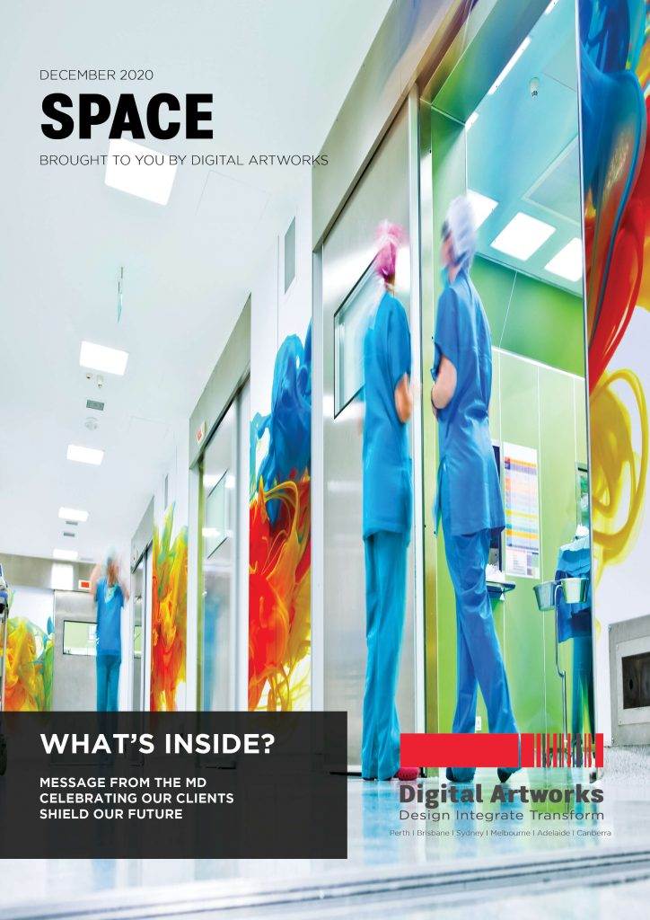 SPACE ISSUE 6 - SIGNAGE NEWS